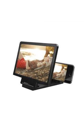 TSS Accessory Cep Telefon Ekran Büyütücü-Yansıtıcı 8 inç 0