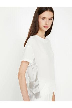 Koton Kadın Beyaz Bluz 2