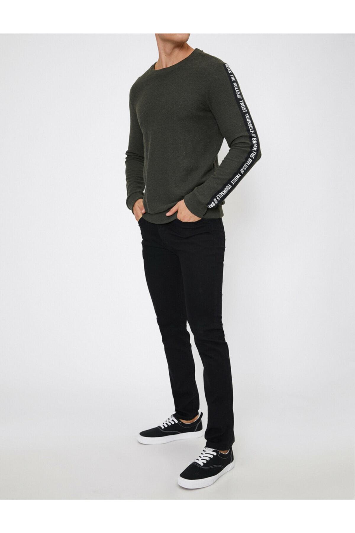 Erkek Brad Slim Fit Jean Pantolon