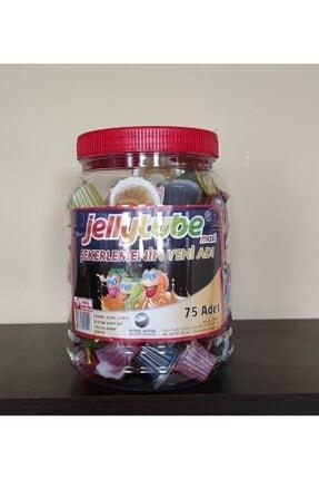 JELLYTUBE JELLY Şekerleme 12 gr 75 Adet 0