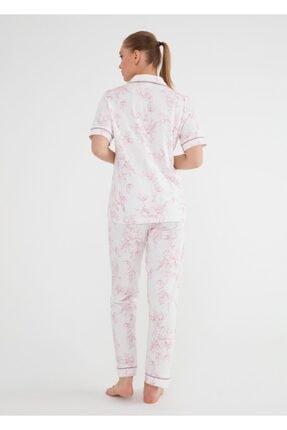 Suwen Laila Maskulen Pijama Takımı 2
