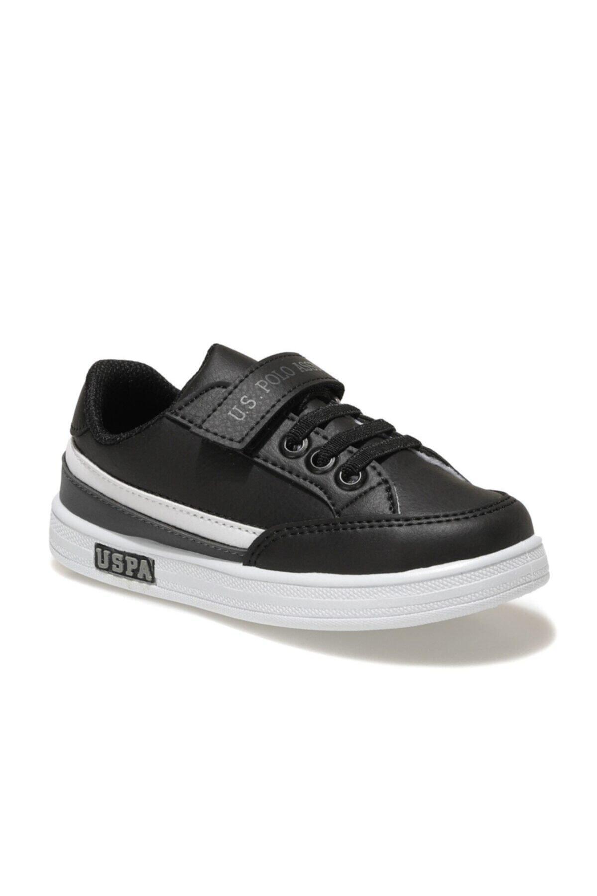 JAMAL 1FX Siyah Erkek Çocuk Sneaker Ayakkabı 100911029