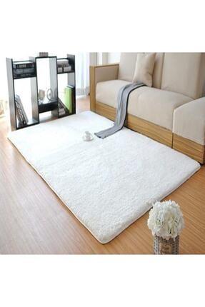 Sarar Dream House Peluş Halı Yumuşak Beyaz 0
