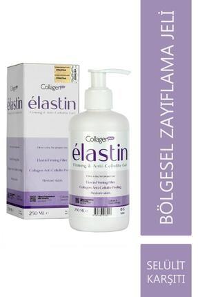 Collagen Forte Elastin Selülit Ve Çatlak Karşıtı Jel 250 ml 1