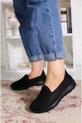 Hediyem Sende Kadın Hafif Taban Günlük Babet Ayakkabı 2