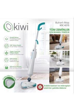 Kiwi Antibakteriyel Buhar Basınçlı Temizleyici Ve Dezenfektan Mop Ksc-4215 1
