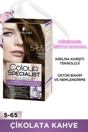 Colour Specialist Çikolata Kahve 5-65 X 2 Adet 1