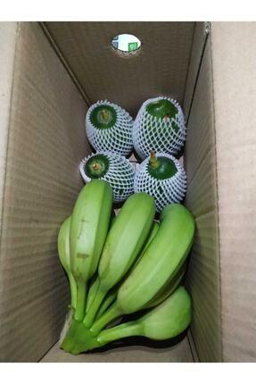 Alanya Özlem 1,5 Kg Muz 1 Kg Avokado Dalından Yeni Toplanmış 17 Gün Dayanıklı 3