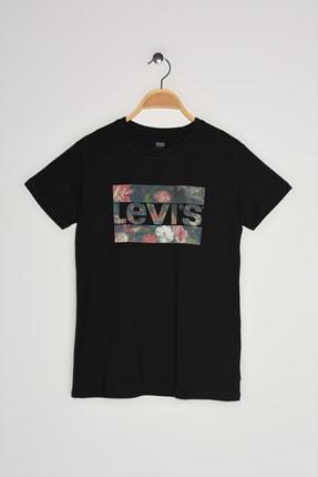 Levi's Kadın The Perfect Tee Lse_Sportswear Logo Fıl T-Shirt 17369-1514 0