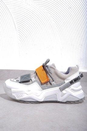 Tinka Bell Shoes Kadın Beyaz Spor Ayakkabı 65140 0