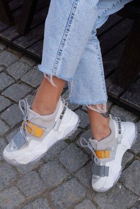 Tinka Bell Shoes Kadın Beyaz Spor Ayakkabı 65140 3