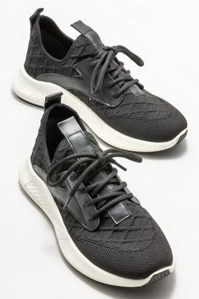 Elle Kadın Siyah Spor Ayakkabı 1