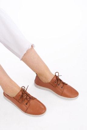 Marjin Kadın Hakiki Deri Comfort Ayakkabı Resataba 1