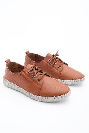 Marjin Kadın Hakiki Deri Comfort Ayakkabı Resataba 2