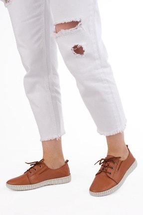Marjin Kadın Hakiki Deri Comfort Ayakkabı Resataba 3