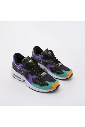 Nike Air Max2 Light Black Contrast Stitching - Bv0987-023 2