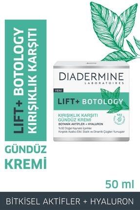 Diadermine Lift+ Botology Kırışıklık Karşıtı Gündüz Kremi 0