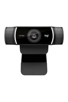 logitech 960-001088 C922 Pro Stream Webcam V-u0028 Tripod Destekli 0