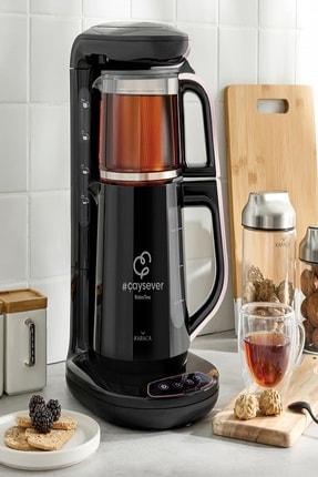 Karaca Çaysever Robotea Rosegold Çay Makinesi 2