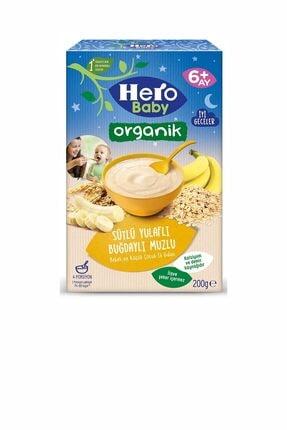Hero Baby Ek Besin Mama Organik Buğday 200gr 1