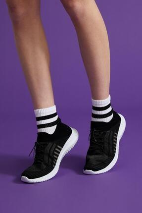 Defacto Kadın Bağcıklı Aktif Spor Ayakkabı 1
