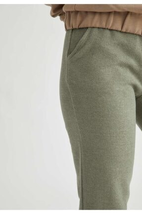 Defacto Bağcıklı Relax Fit Jogger Pantolon 4