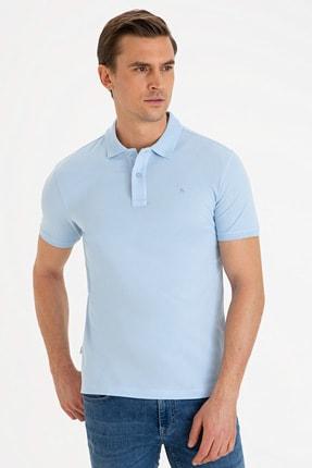 Picture of Acık Mavı Erkek T-Shirt G021GL011.000.977690