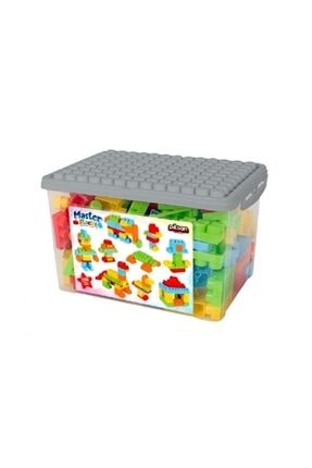 PİLSAN Master Bloklar 140 Parça Lego 03 578 0