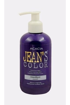Acacia Jeans Color Ametist Saç Boyası 250ml 0