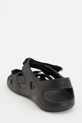 Defacto Erkek White And Black Trekking Sandalet S6587AZ20HS 2