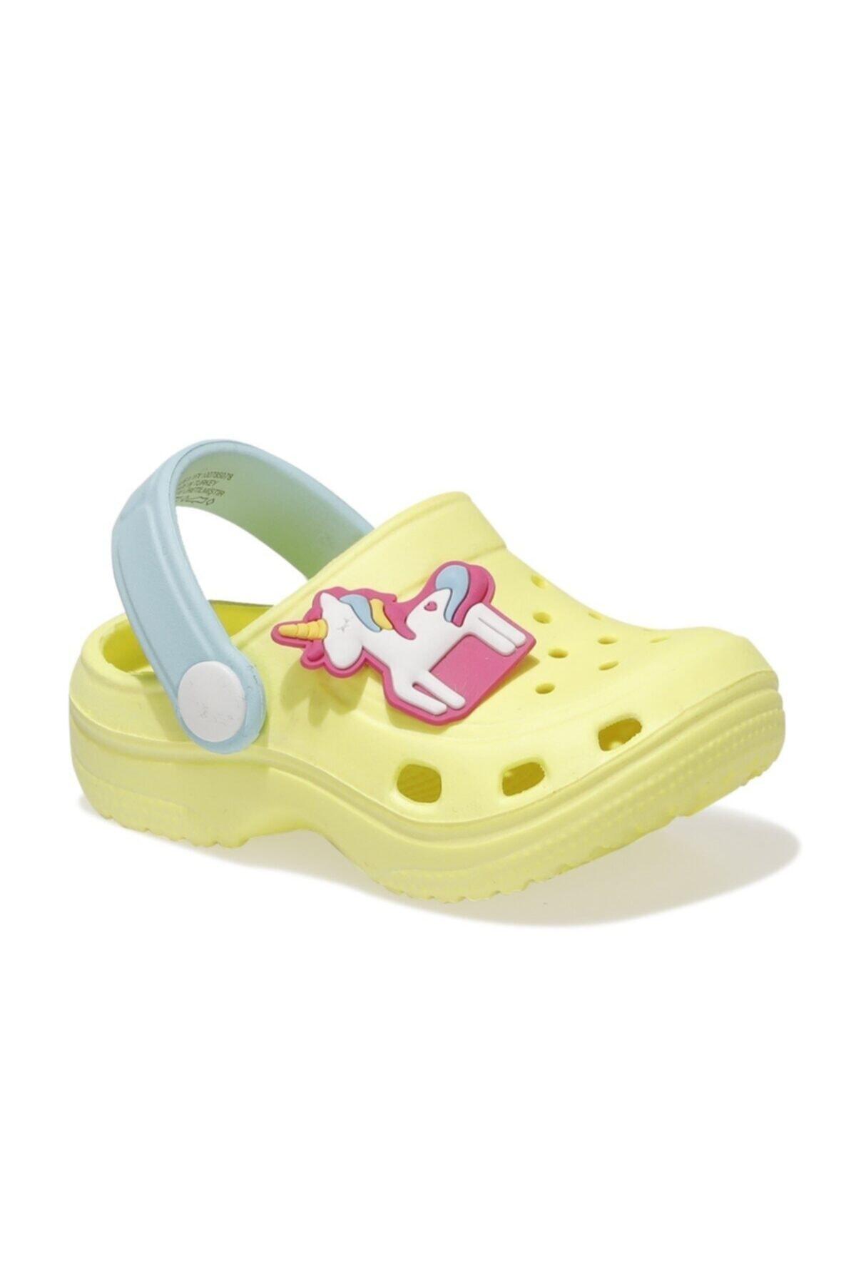 FROG X 1FX Sarı Kız Çocuk Deniz Ayakkabısı 101028500