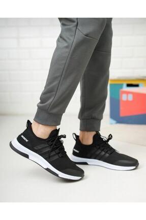 TUGGON Unisex Spor Tam Ortopedik Triko Sneaker Ayakkabı 3