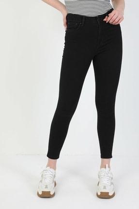 Colin's Kadın Siyah Süper Slim Fit Kadin Pantalon 2