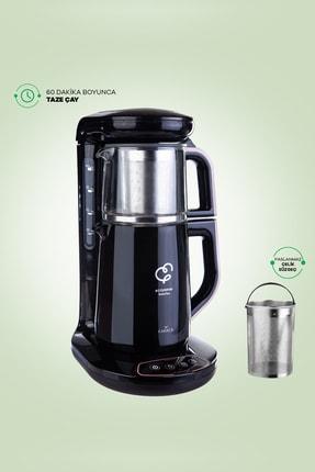 Karaca Çaysever Robotea Rosegold Çay Makinesi 1