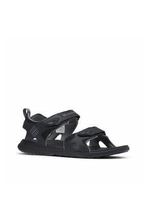 Columbia Erkek Siyah 2 Strap Sandalet 1