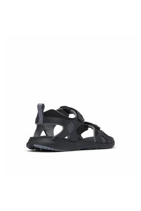 Columbia Erkek Siyah 2 Strap Sandalet 3