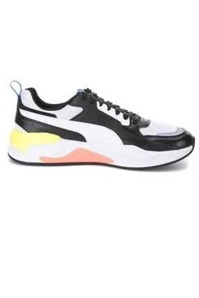 Puma Erkek Renkli X-ray 2 Square Spor Ayakkabı 373108-13 3