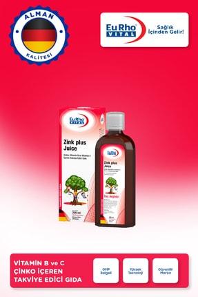 Eurho Vital Eurho® Vital Zink Plus Juice 200 Ml 0