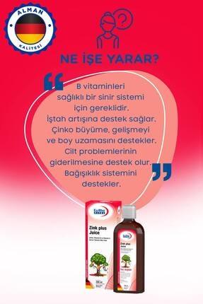 Eurho Vital Eurho® Vital Zink Plus Juice 200 Ml 3