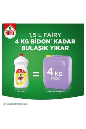 Fairy 2'li Limon Sıvı Bulaşık Deterjanı 1000 ml 3