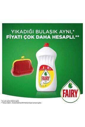 Fairy 2'li Limon Sıvı Bulaşık Deterjanı 1000 ml 4
