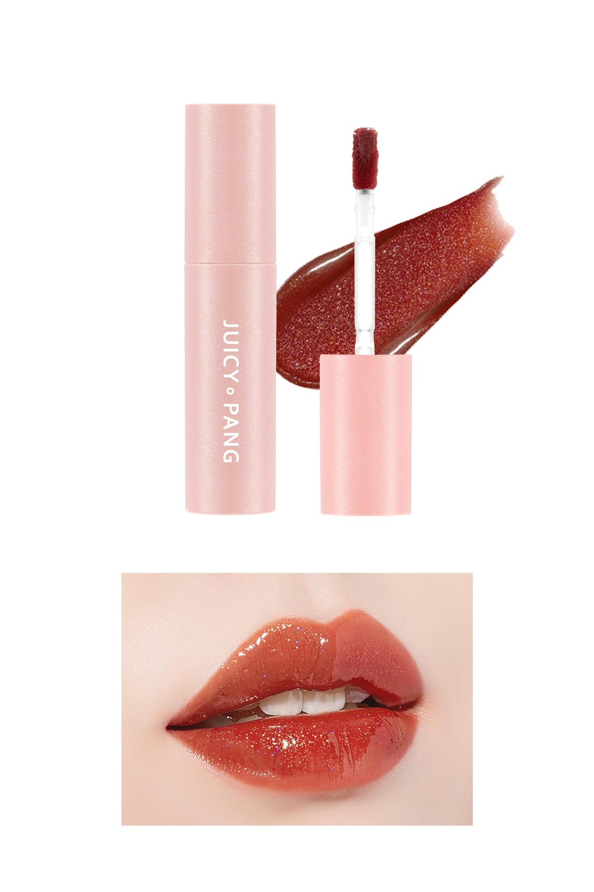 Missha Işıltı&Dolgunluk Veren  Parlak Gloss Tint APIEU Juicy-Pang Sparkling Tint CR01 0