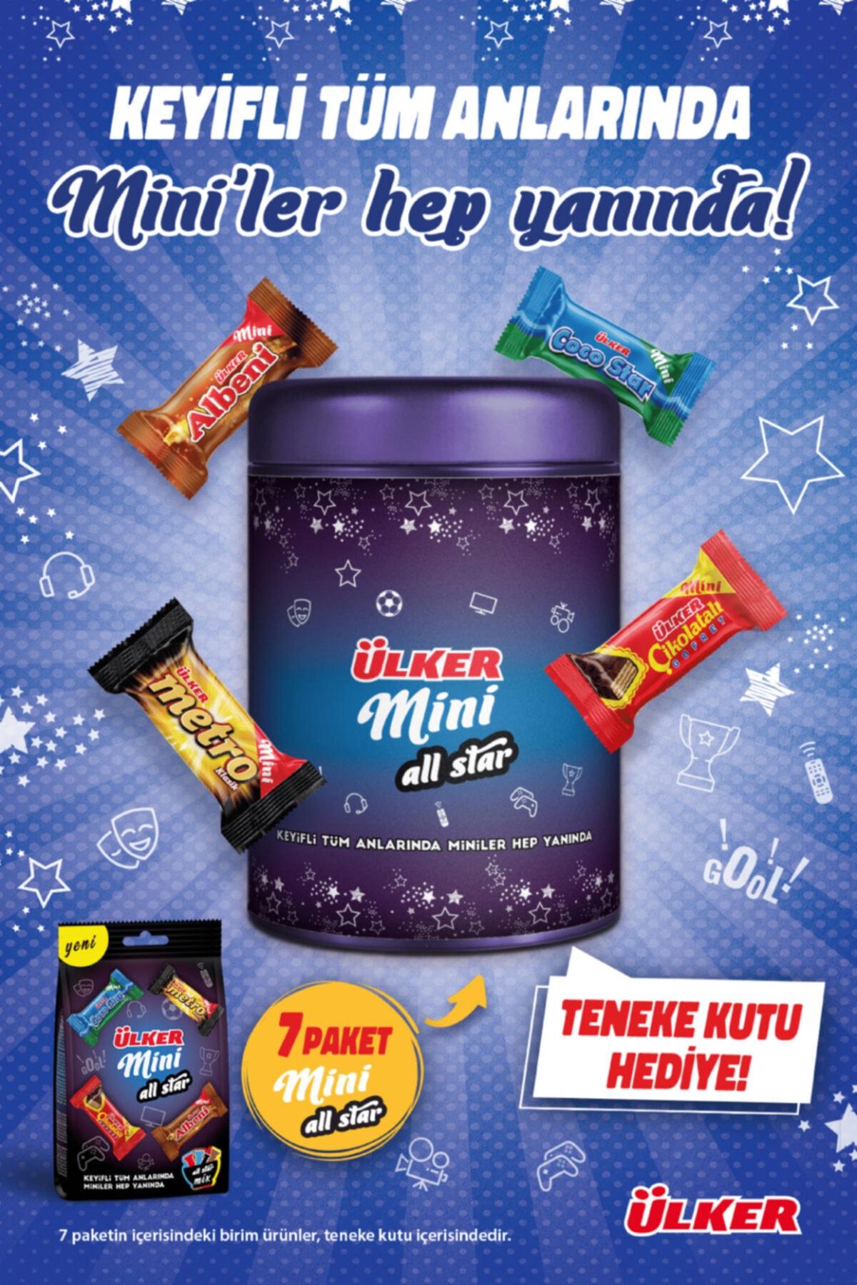 All Star Mini Tenek Kutu Çikolata Paketi