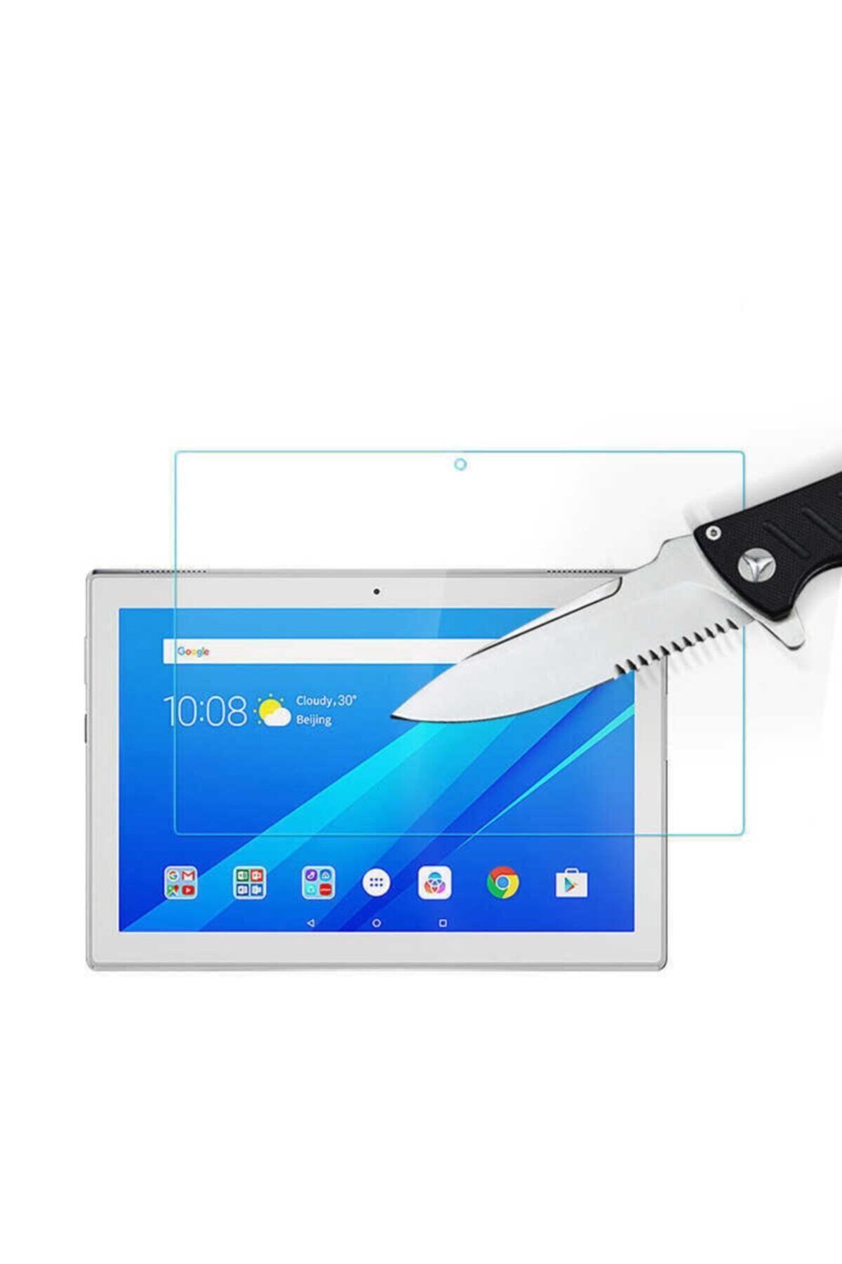 Çınar GSM Lenova Tab M10 Uyumlu 10.1 Inç Temperli Kırılmaz Cam Ekran Koruyucu Tb-x505f