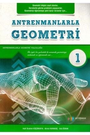 Antrenman Yayınları Antrenmanlarla Geometri-1 Tyt-ayt 2020 Uyumlu 0