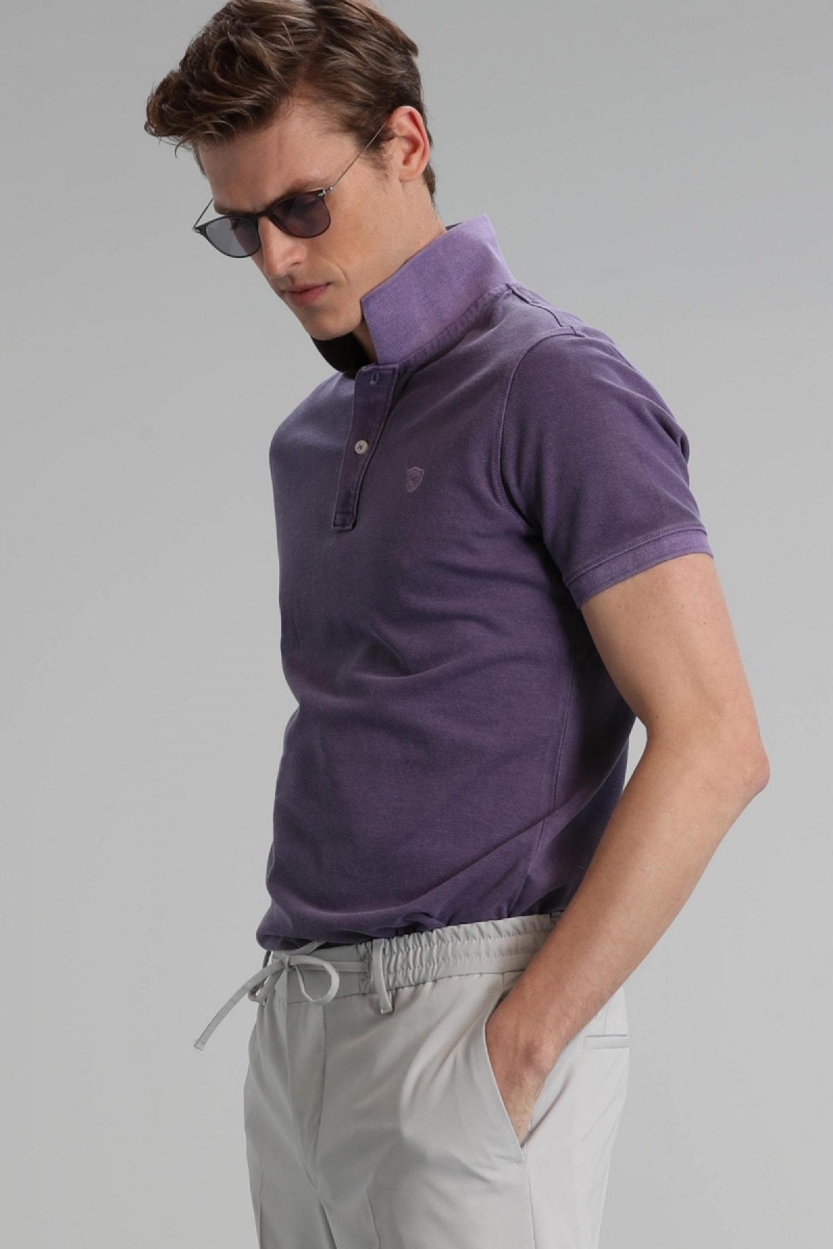Lufian Erkek Spor Polo T- Shirt 2