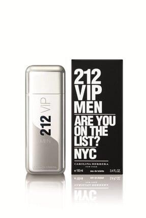 Carolina Herrera 212 Vıp Men Edt 100 ml Erkek Parfüm 8411061723760 0