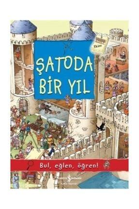 İş Bankası Kültür Yayınları Şatoda Bir Yıl / Bul, Eğlen, Öğren! 0