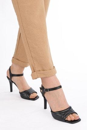 Marjin Kadın Klasik Topuklu Ayakkabı 4