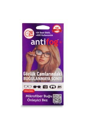 Opticleaner Antifog Gözlük Camı Buğu Önleyici Sihirli Mikrofiber Bez 1